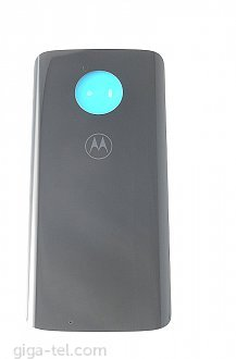 Motorola Moto G6 battery cover blue