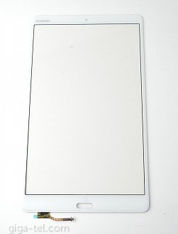 "Huawei Mediapad M5 8.4"" touch white"