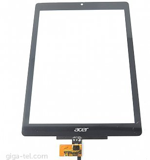 Acer Chromebook Tab 10 touch black