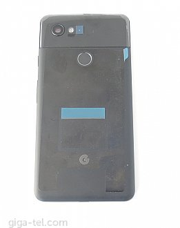 HTC Google Pixel 2 XL back cover with parts