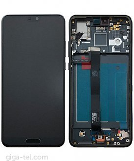Huawei P20 LCD with frame - with home button