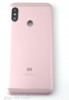 Xiaomi A2 Lite battery cover pink