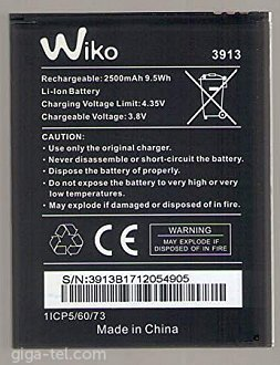 2500mAh / replacement