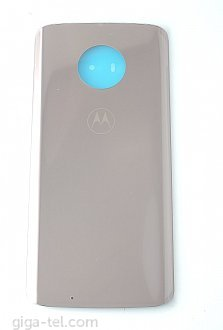 Motorola Moto G6 battery cover rose/gold