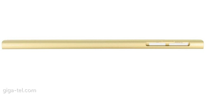 Sony G3221 left side cap gold