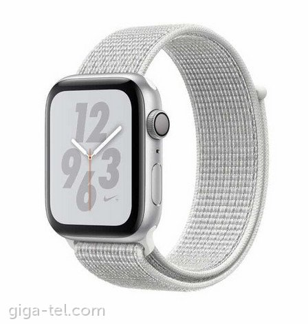 Apple Watch 38/40mm Nylon strap white