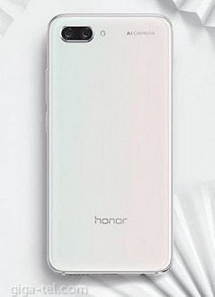 Honor 10 battery cover Lily white