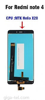 Xiaomi Note 4 LCD+touch MTK version white