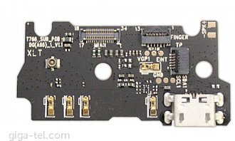 Doogee Mix lite charging board