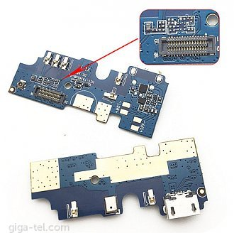 Doogee BL5000 charging board