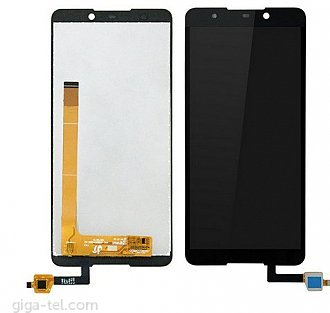 Wiko Lenny 5 LCD+touch black