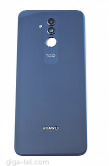 Huawei Mate 20 Lite battery cover blue