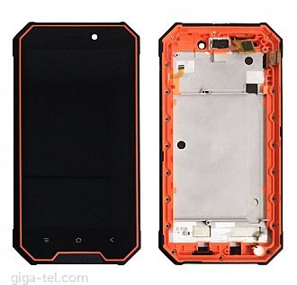 Blackview BV4000 full LCD orange