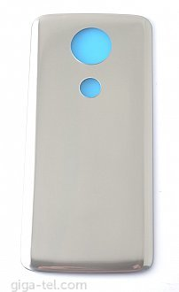 Motorola Moto E5 Plus battery cover gold