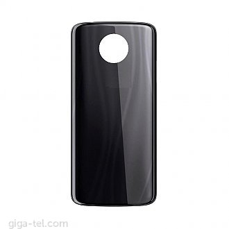 Motorola Moto E5 Plus battery cover black