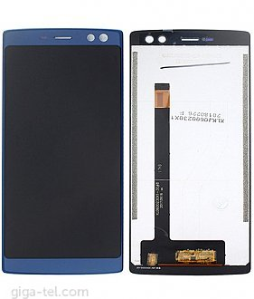 Doogee BL12000,BL12000 Pro LCD+touch blue