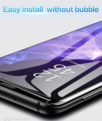 Samsung Note 9 UV curved tempered glass