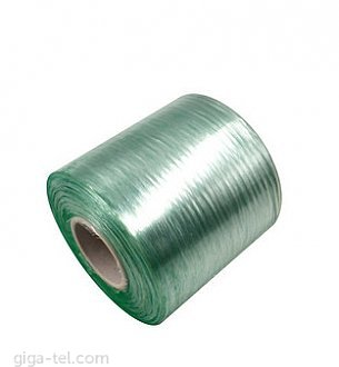 100m stretch wrap tape - ideal for services / PVC antistatic stretch