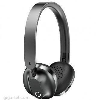 Baseus Encok wireless headphone black
