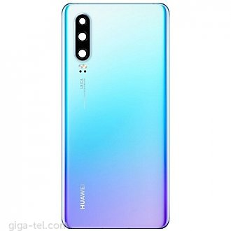 Huawei P30 battery cover sky blue / Huawei ELE-L29, ELE-L09 / without CE
