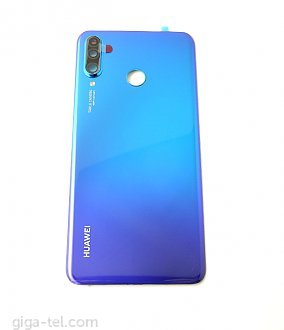 Huawei  cover without fingerprint flex - MAR-L01A, MAR-L21A, MAR-LX1A - with CE / Peacock Blue