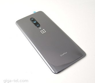Oneplus 7 Pro battery cover mirror black