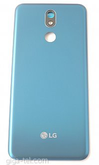 LG K40 battery cover blue