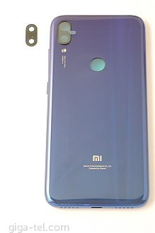 Xiaomi Play battery cover blue