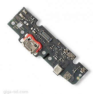 Motorola E5 Plus charging board