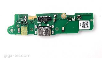 Motorola E5 Play charging board