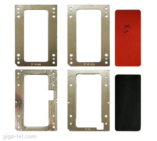 YMJ iPhone XS Max mould