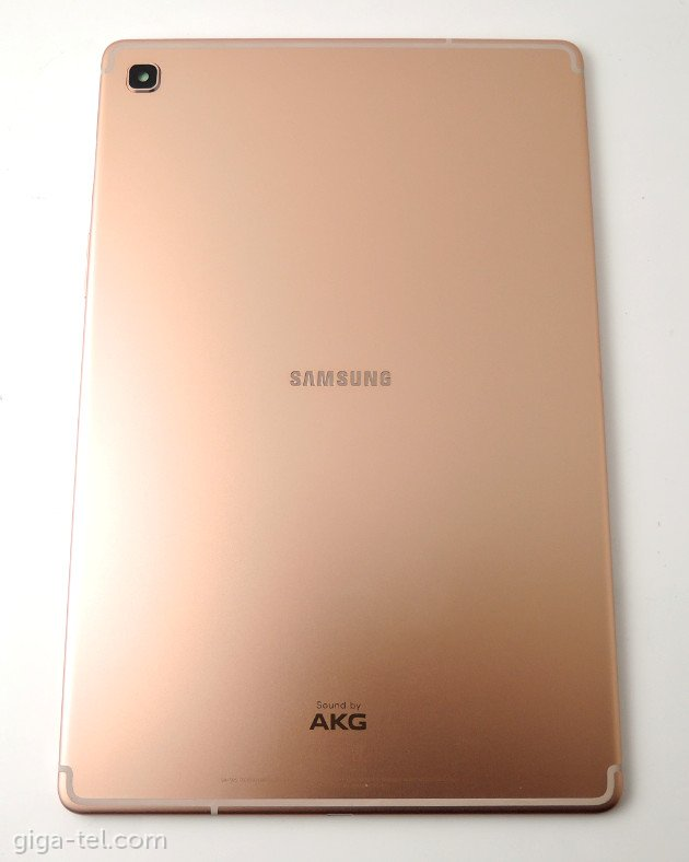 Samsung T725 battery cover gold