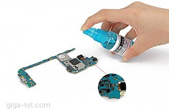 H-Q19 is suitable for series of cellphone mainboard ,it is with function of quick rust removing and cleaning.