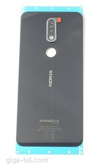 Nokia 7.1 back cover without fingerprint flex / without CE description