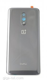 Oneplus 7 back cover without camera glass