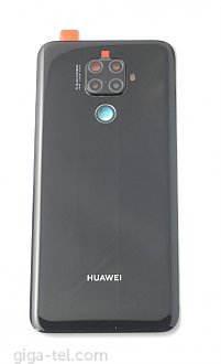 Huawei Mate 30 Lite battery cover black