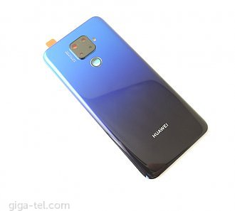 Huawei Mate 30 Lite battery cover aurora