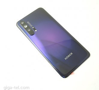 Honor 20 Pro back cover with camera glass