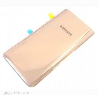 Samsung A805F battery cover gold
