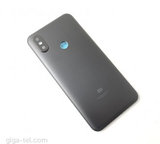 Xiaomi A2 battery cover black