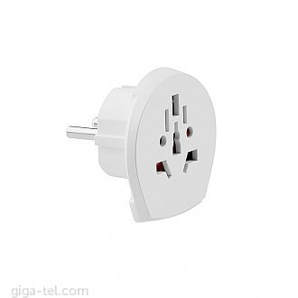 Multi adapter for china chargers with CE