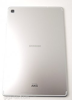 Samsung T725 battery cover silver