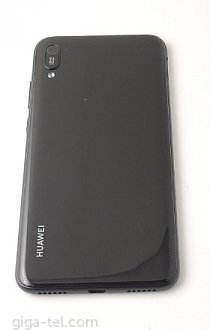 Huawei Y6 2019 battery cover black