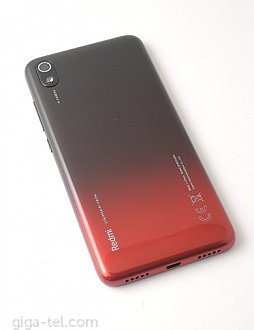 Xiaomi Redmi 7A battery cover red
