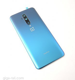 Oneplus 7T Pro battery cover blue