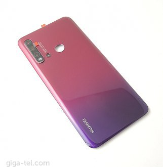 Huawei P20 Lite 2019 battery cover red
