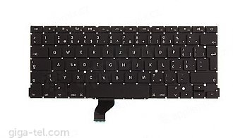 "Czech keypad for Apple Macbook Pro Retina 13""  2013 / A1502  ( for other languages please contact sale support)"