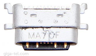 Xiaomi A1 charging connector