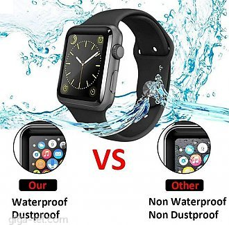Apple Watch 44mm PMMA+PET 3D Screen Protector