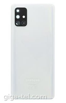 Samsung A415F battery cover white